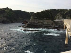 かつうら海中公園手前の磯 2014.5.3