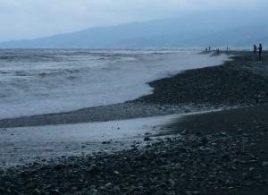 酒匂海岸 2014.11.2