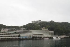 ホテル浦島 2015.4.2宿泊