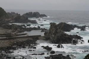 潮岬灯台から 2015.4.3