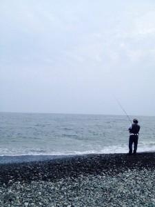 酒匂海岸 2015.6.13