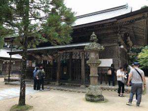 玉作湯神社 2016.9.19