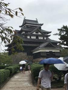 松江城 2016.9.19