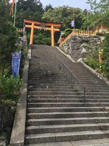 熊野那智大社 2017.5.5
