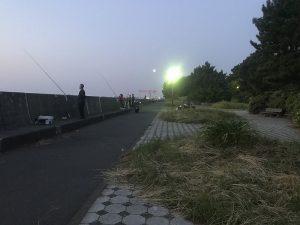 福浦岸壁 2017.5.20