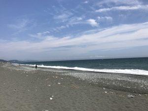 酒匂海岸 2017.7.22